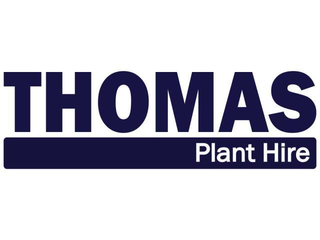 Thomas Plant hire Ltd Logo
