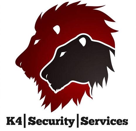 K4 SecurityServices ltd Logo