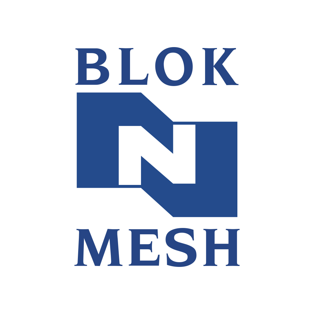 Blok 'N' Mesh UK Ltd Logo