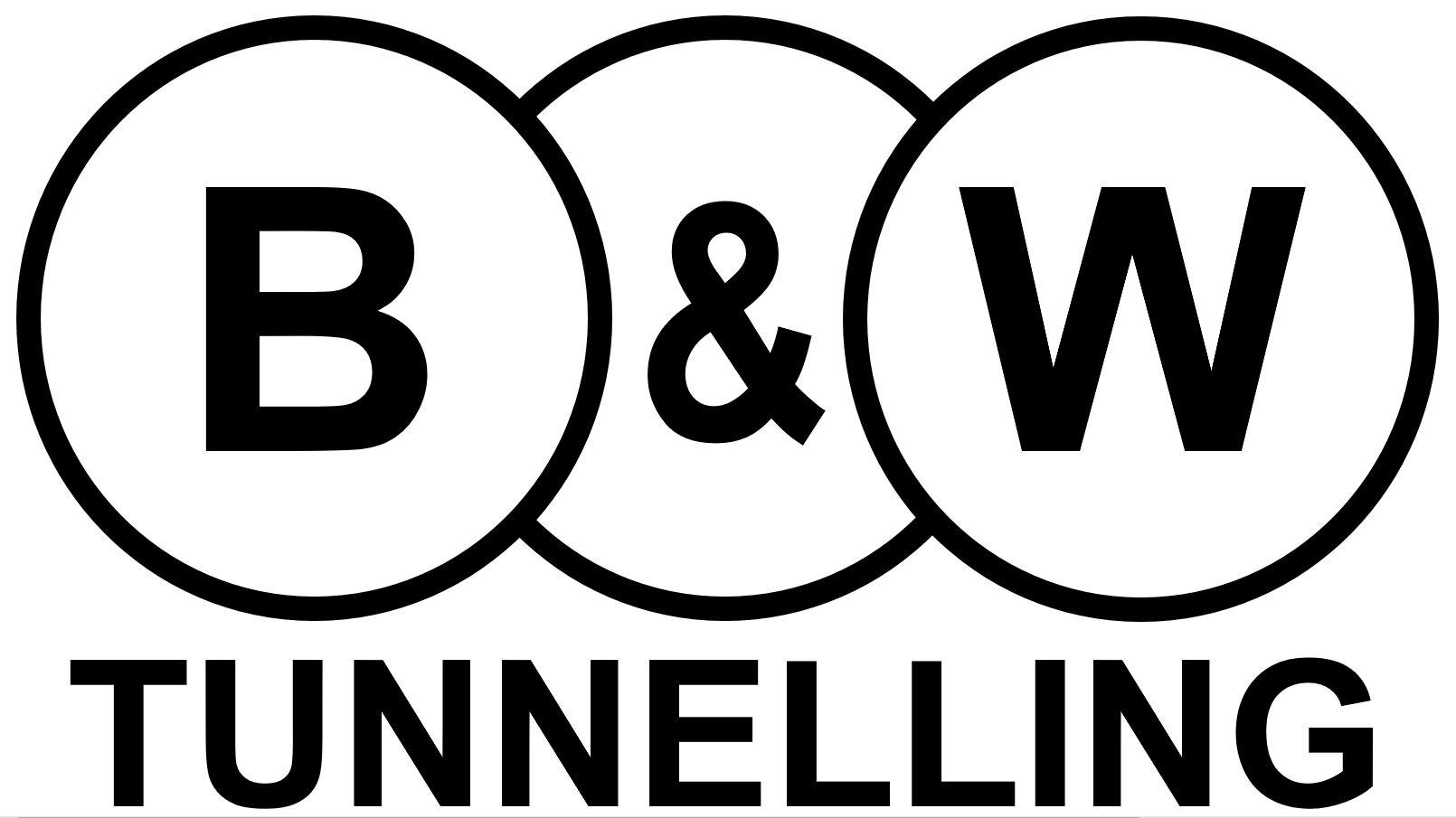 B&W Tunnelling Ltd Logo