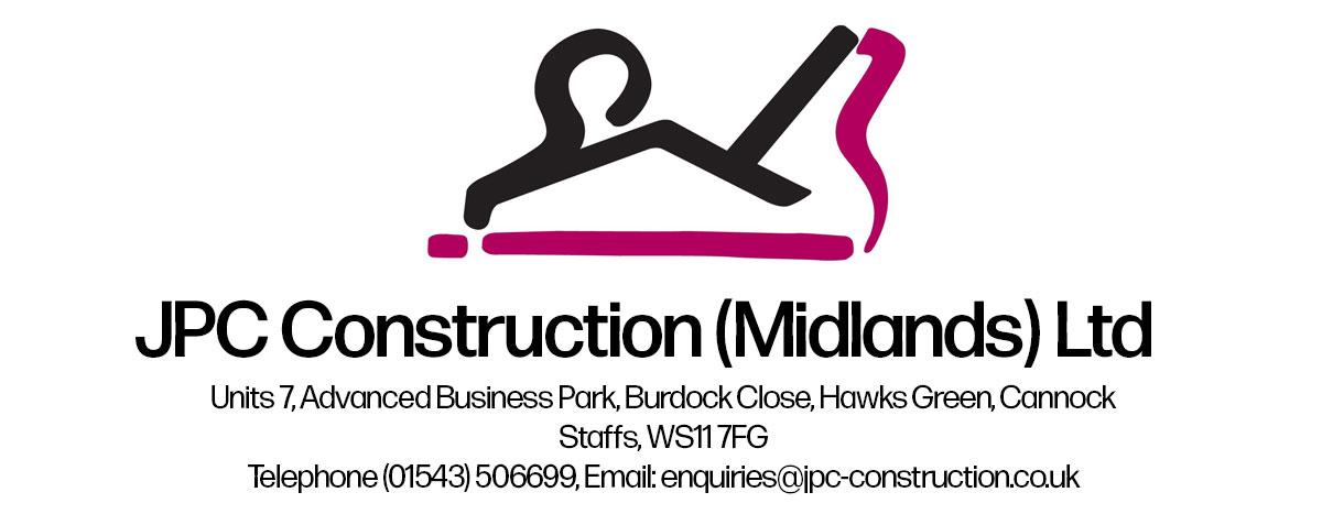 JPC Construction Logo