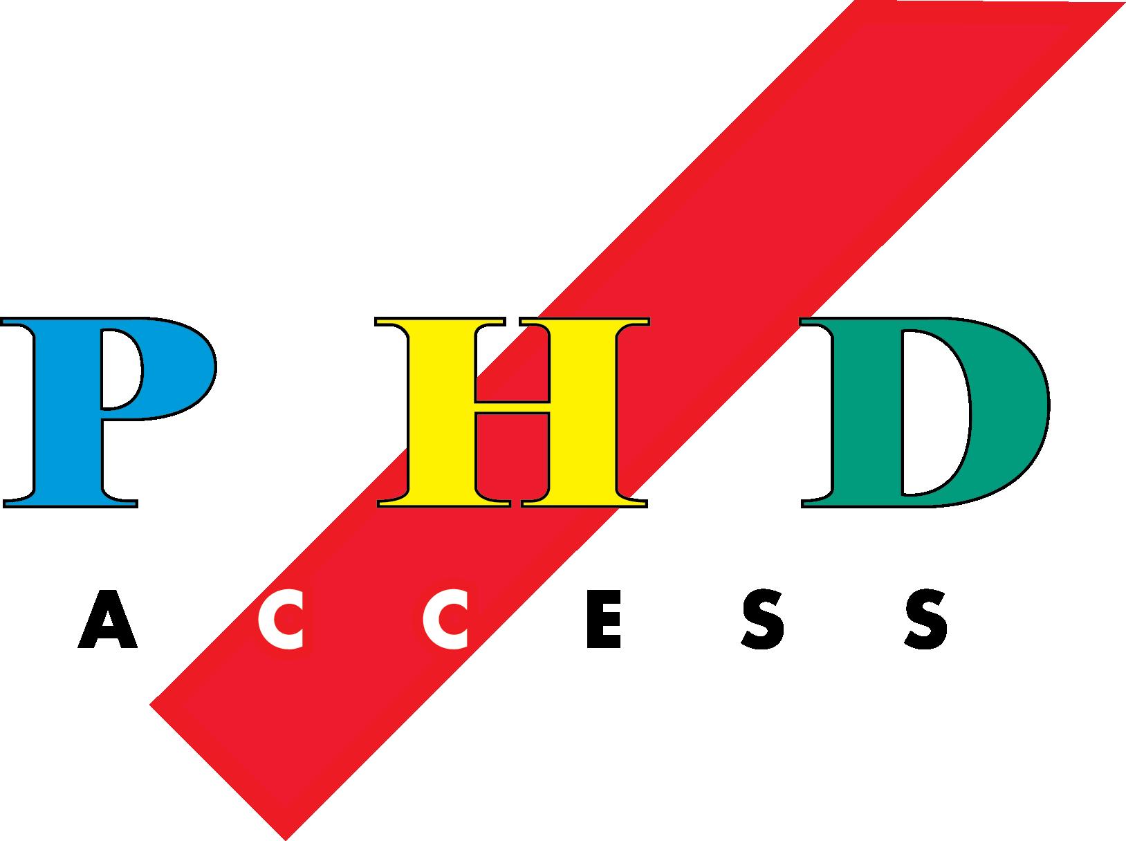 Phd Modular Access Services Ltd Logo
