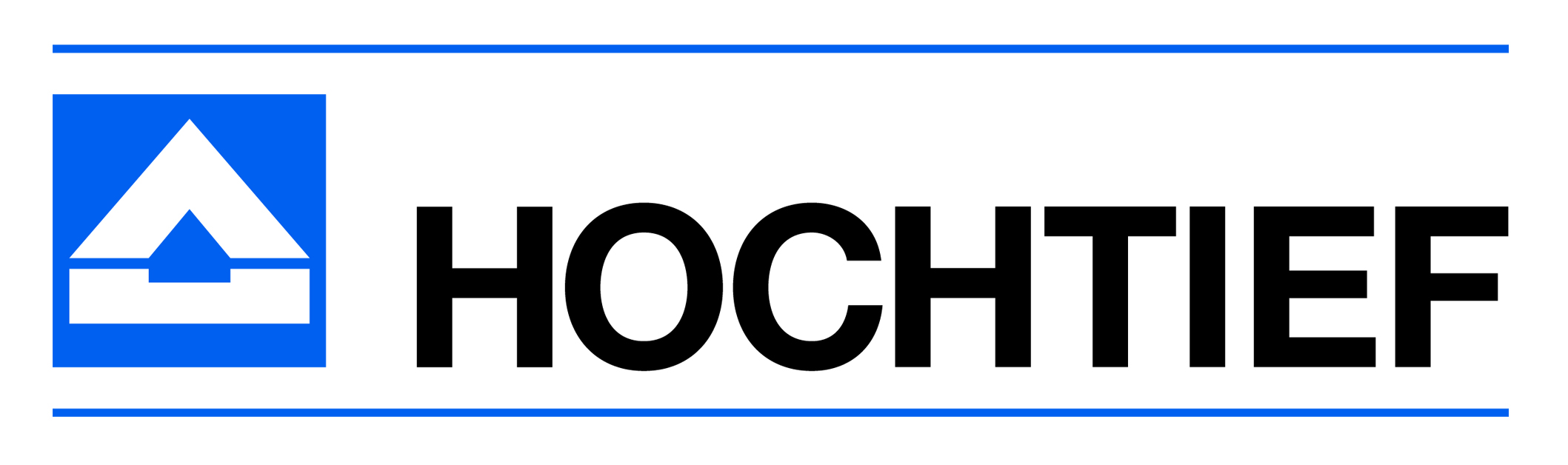 HOCHTIEF (UK) Construction Logo